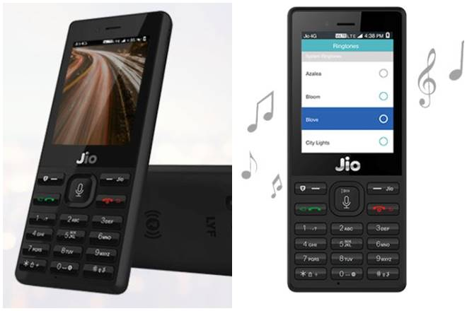 Jio Phone Info