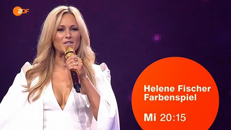 Helene Fischer Zdf Farbenspiel