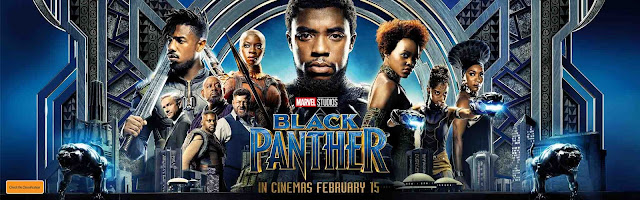 Film Black Panther 2018