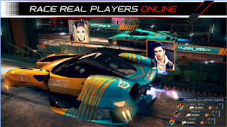 Rival Gears Racing Mod and Unlimited Money APK