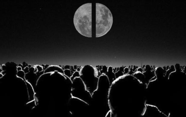 Misteri Terbelahnya Bulan Menurut Nasa Dan Islam + Gambar