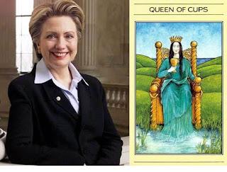 Tarot Reading Presidential Election 2016 Hillary Clinton predictions