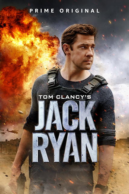 Póster de 'Tom Clancy's Jack Ryan'