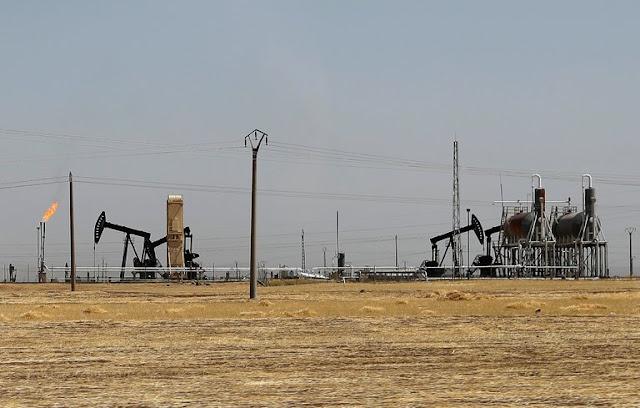 هل تحرير موقع عمر النفطي في دير الزور يمنح ق س د ورقة جديد في المفاوضات القادمة ؟؟