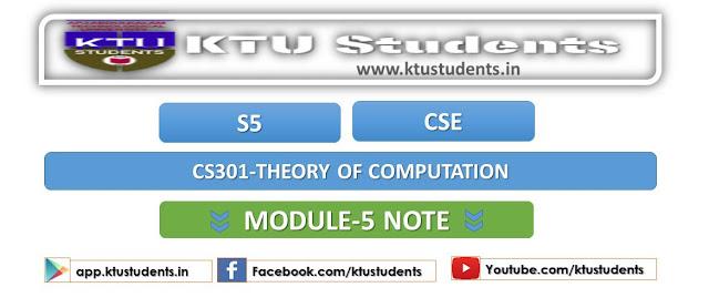 cs301 module 5