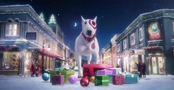 Target Christmas Commercial.Target Big Dog Holiday Christmas Commercial Adstasher