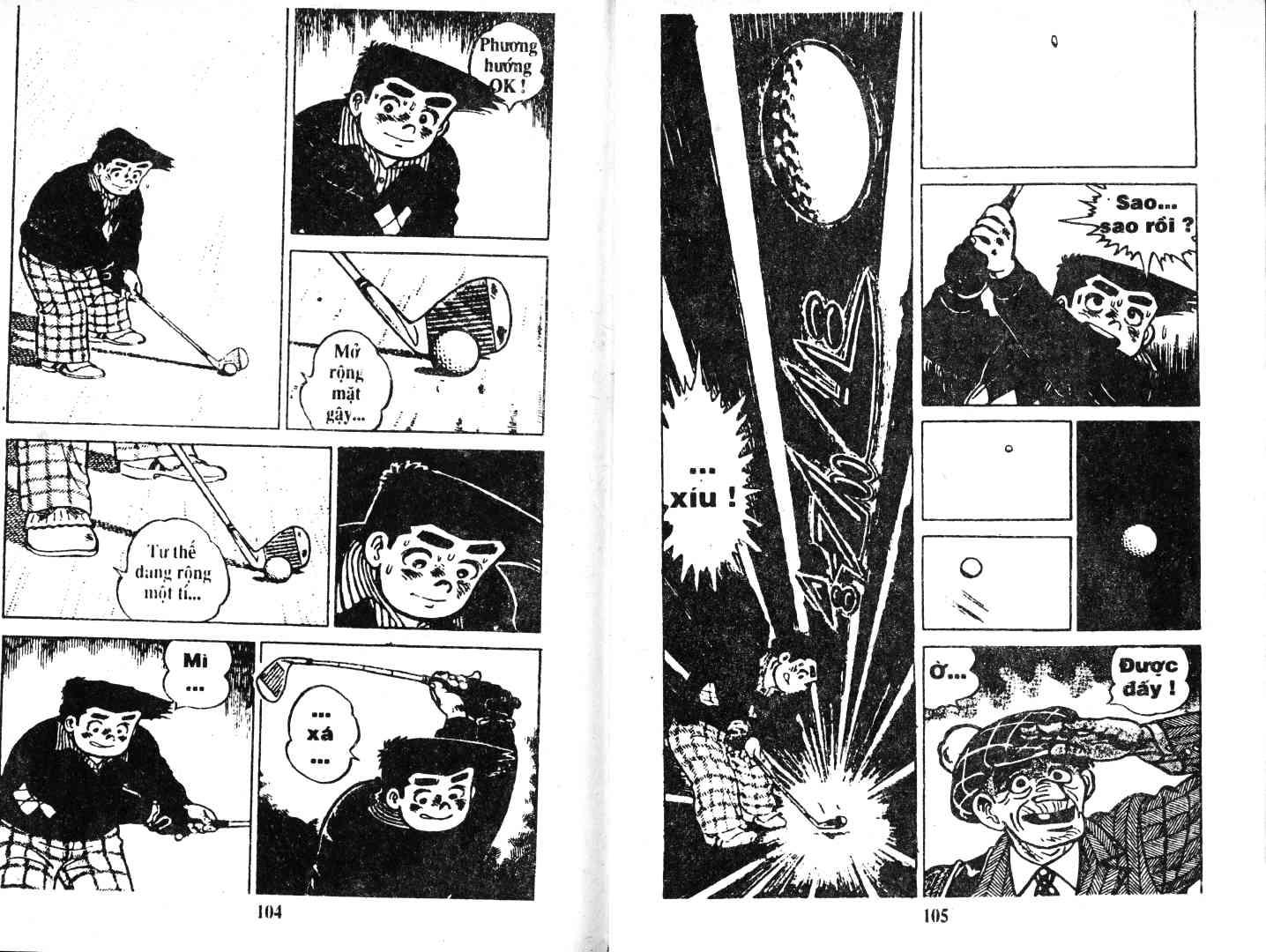 Ashita Tenki ni Naare chapter 50 trang 51