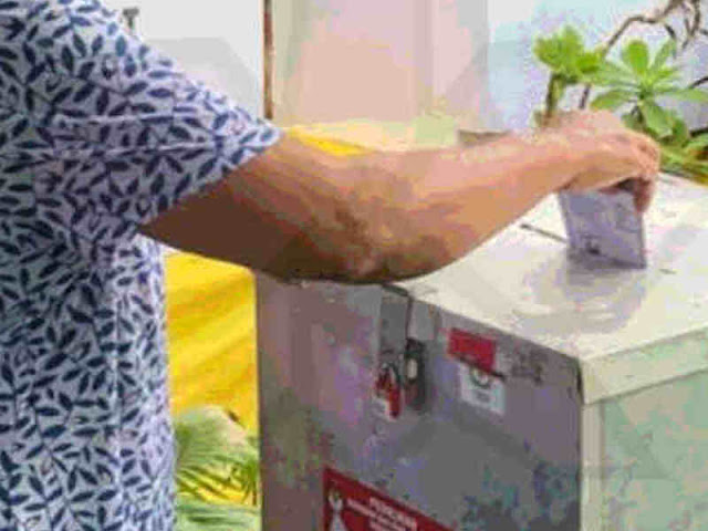 Surat Suara Tertukar, Pemilihan Lanjutan di 3 TPS di Lermatang Terhambat