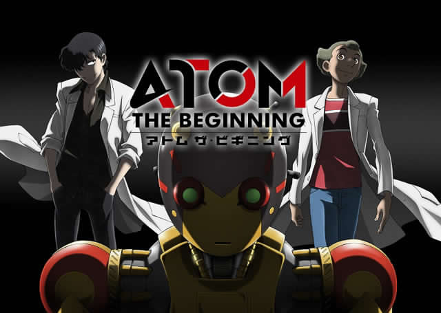 Atom the Beginning Anime Main Cast Revealed.