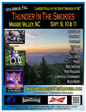 Thunder In The Smokies