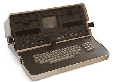 Laptop Pertama Yang Pernah Dijual