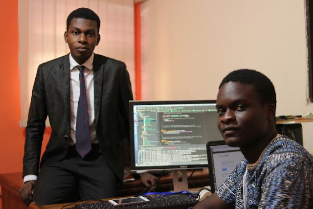 Meet NOSA and ETINOSA; The BIU Students who Co-Founded TheCommunity.ng