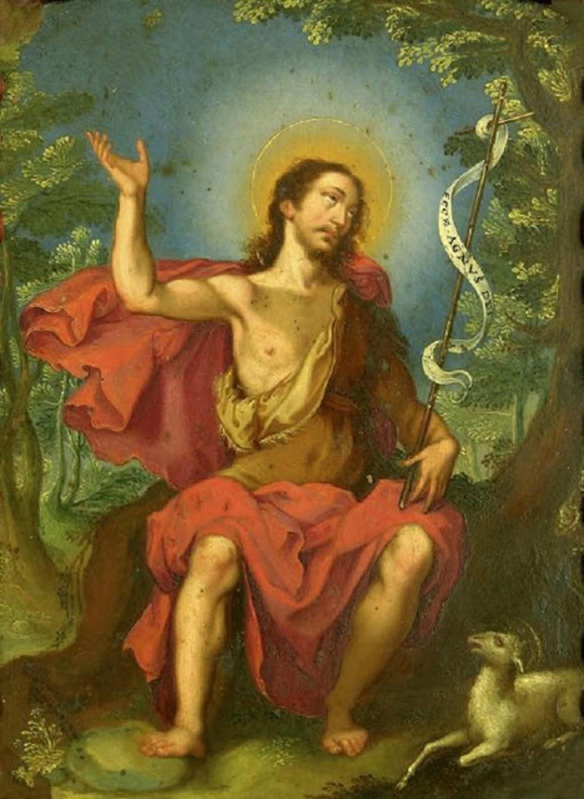 Santo de hoy - Nacimiento de Juan Bautista, Santo (Solemnidad) - 24 ...
