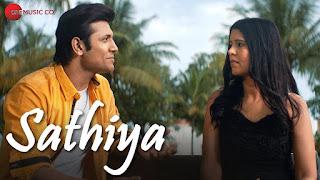 Sathiya Lyrics | Official Music Video | Miss RK | Anjali Tatrari & Vishal Bharadwaj | Puneet Dixit