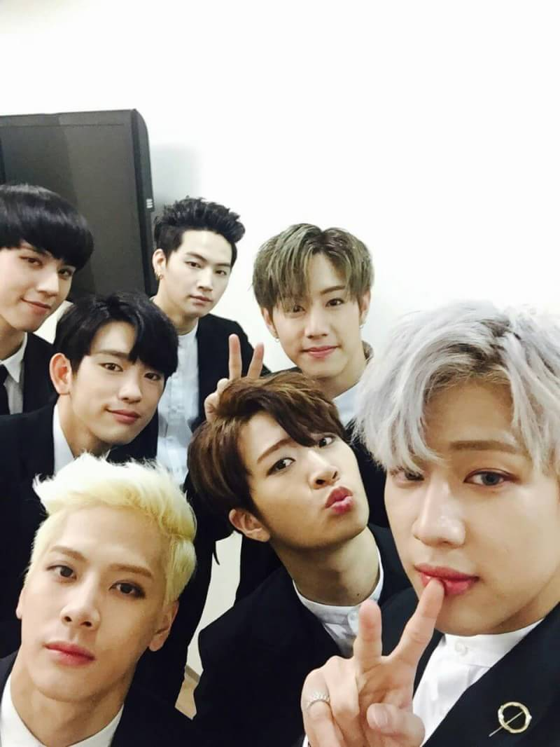 Monsta X Iphone Wallpaper News Profil Got7 Terbaru 2016 Profil Dan Kumpulan Foto