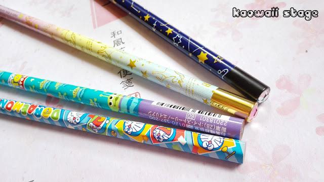 dorameon rainbow pencil