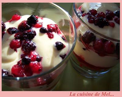 recette cuisine dessert