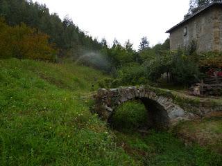 Puente romano. Conjunto monumental de La Mella