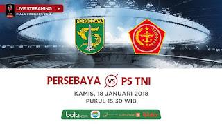 Persebaya vs PS TNI Terancam Sepi Penonton