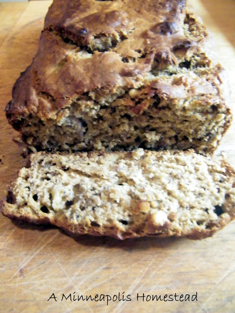 America S Test Kitchen Banana Bread Recipe