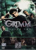 Grimm: Season 2 (2016) Poster