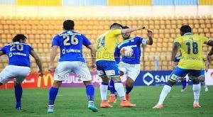 نادي طنطا يفرض التعادل السلبي على فريق الإسماعيلي في الجولة 6 من الدوري المصري