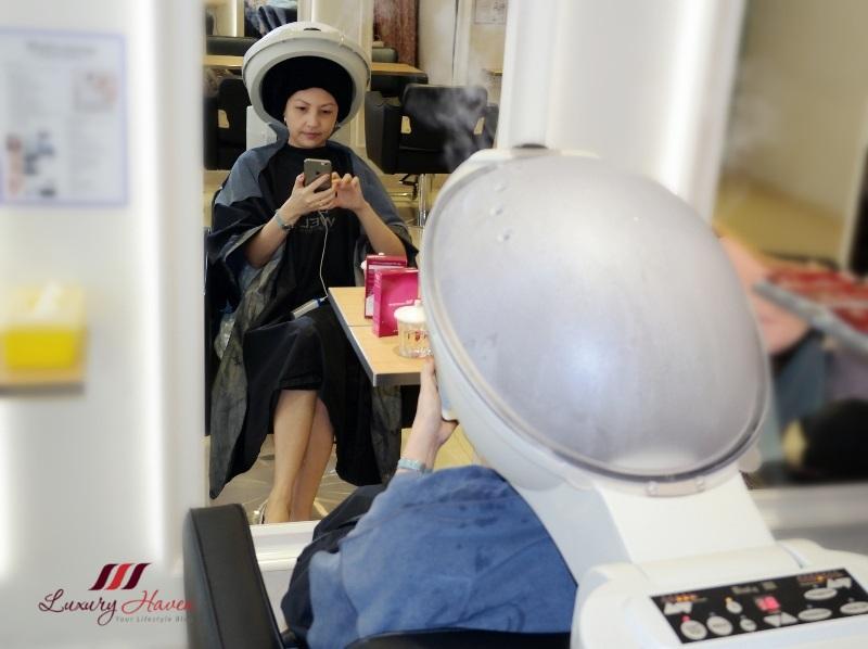 georgina singapore top hair salons review
