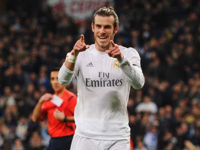 Gareth Bale is not joining Chelsea or Man Utd
