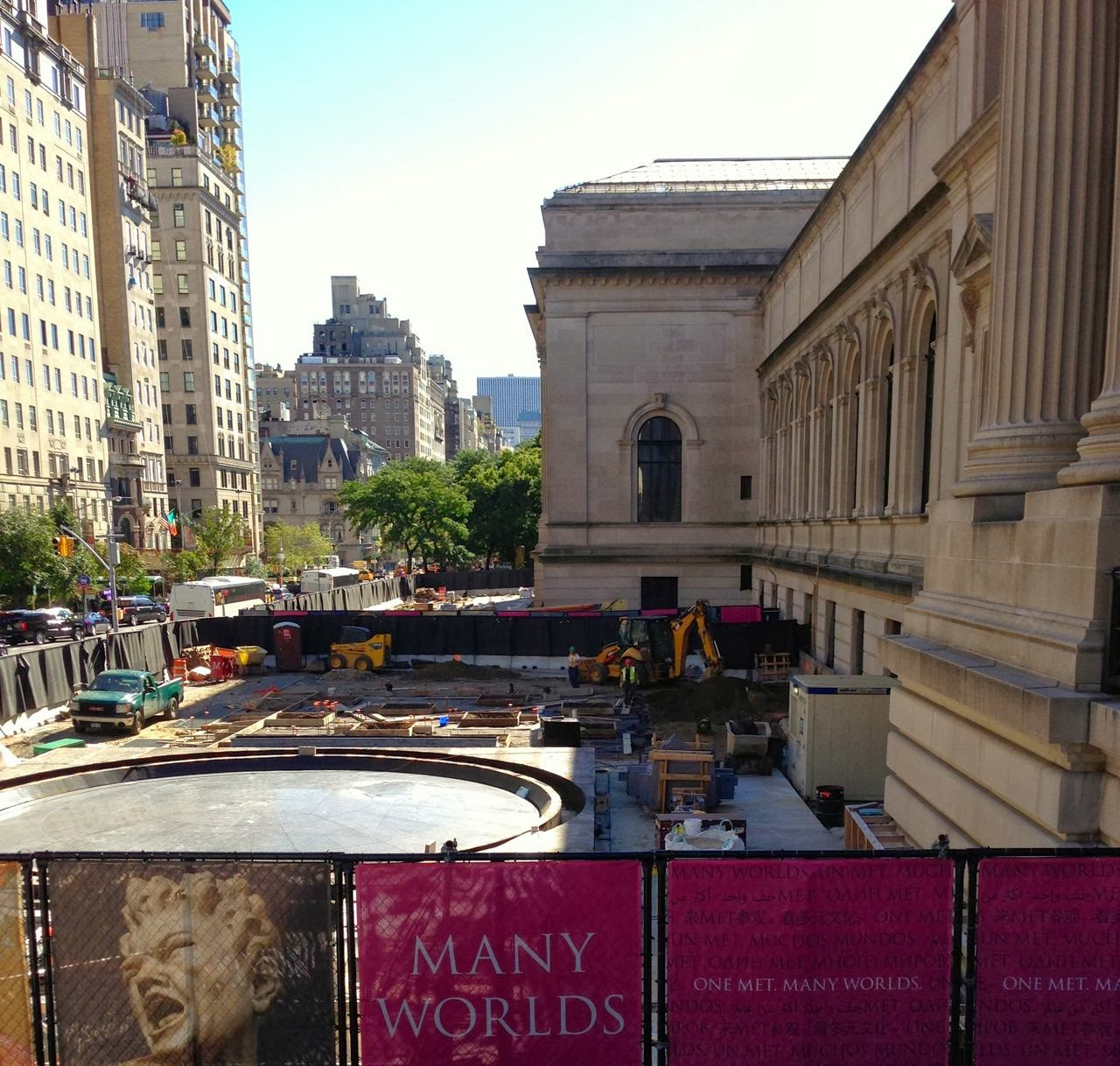 Left Bank Art Blog: A Day At The Met