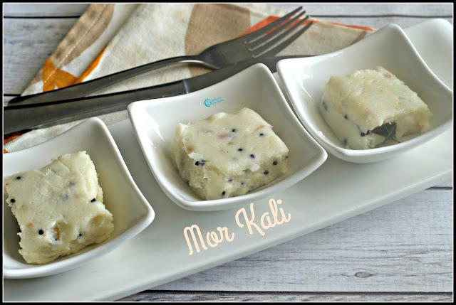 Mor Kali (Mor Koozh) Recipe