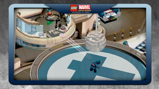 Download LEGO Marvel Super Heroes IPA For iOS Free For iPhone And iPad With A Direct Link.