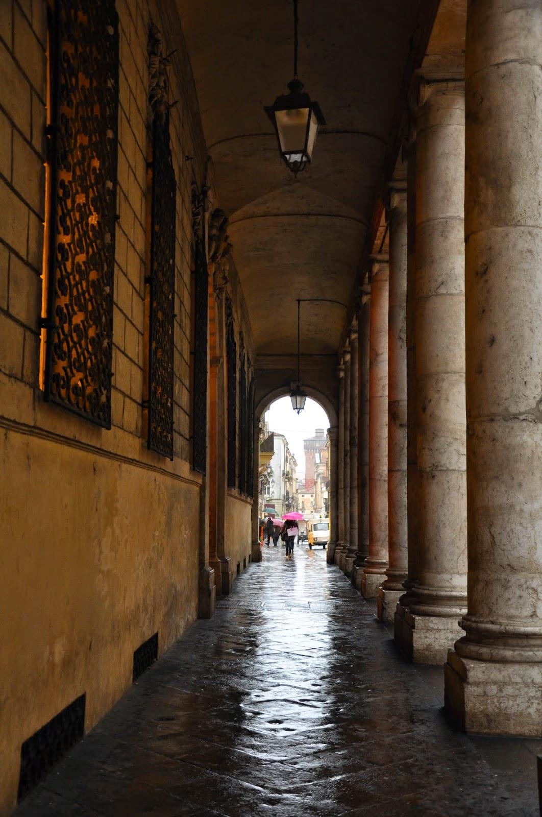 archway corso palladio vicenza