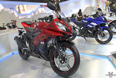 Yamaha R15 Special Editions