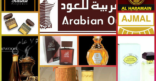 The Middle Eastern Perfume Markets Are On A Roll!