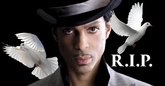 PRINCE ROGERS NELSON- A PERSONAL NEW MUSIC EAR TRIBUTE