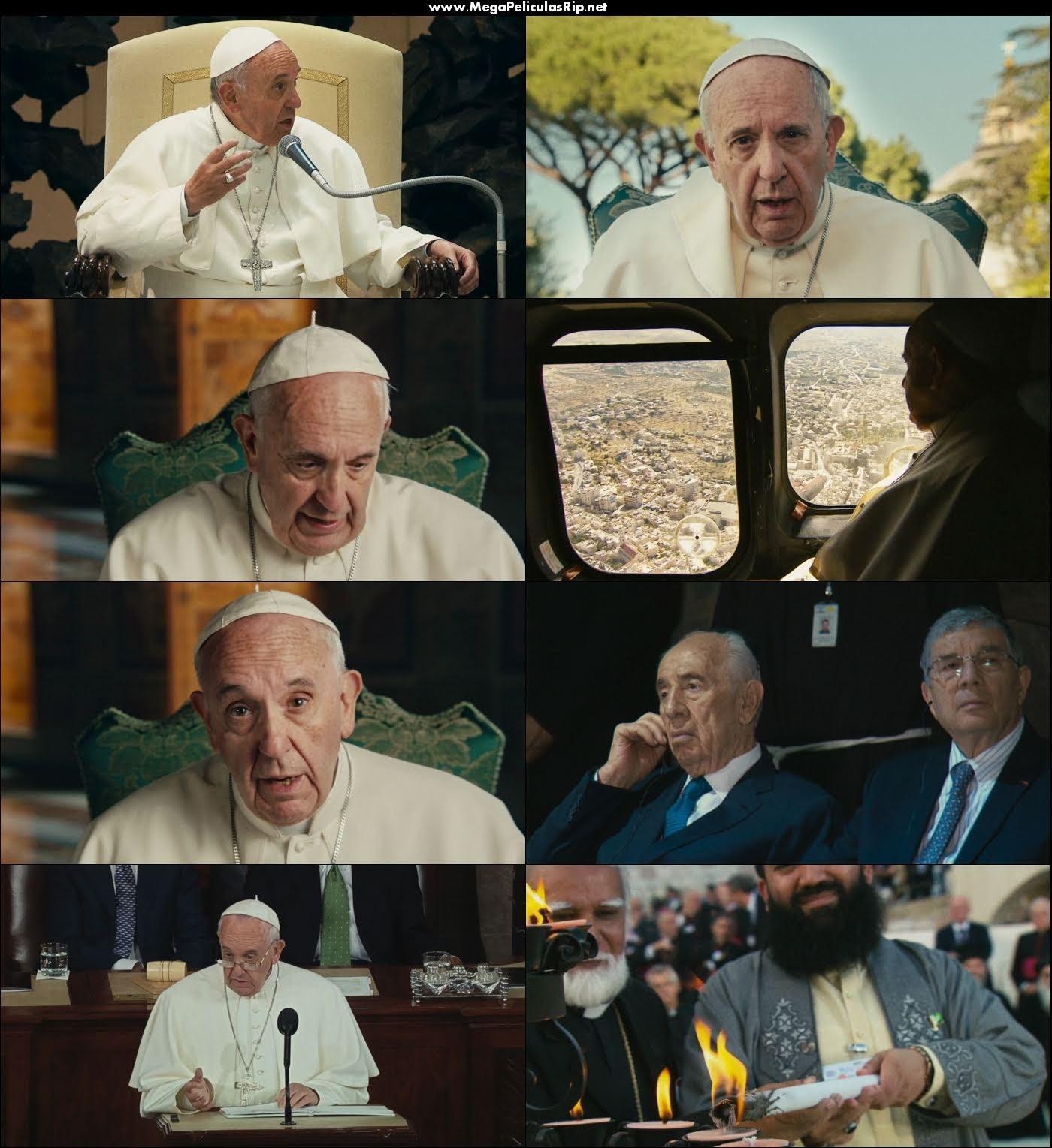 El Papa Francisco Un Hombre De Palabra 1080p