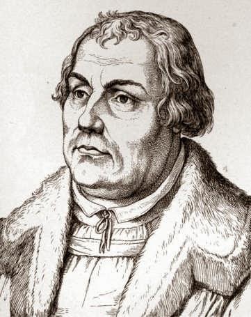 Biografi Martin Luther Penulis Tenar dan Produktif