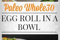 Paleo Egg Roll in a Bowl Recipe