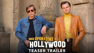 Once Upon a Time in Hollywood filme ganha primeiro trailer
