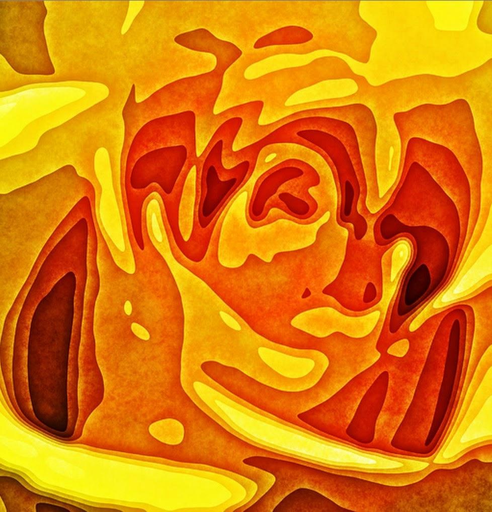 Cuadros modernos pinturas y dibujos cuadros de flores for Imagenes de cuadros abstractos grandes