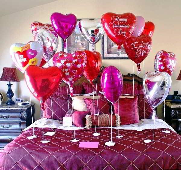 Dekorasi Kamar Tidur Pengantin Romantis