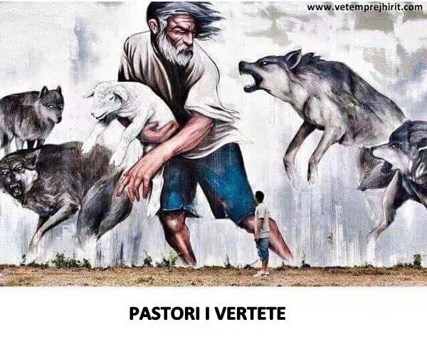 pastori i vertete,