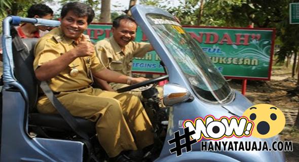 Mobil Murah Seharga 18 Juta Karya Anak Pemalang