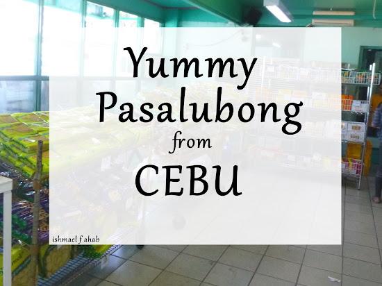 Yummy Pasalubong from Cebu