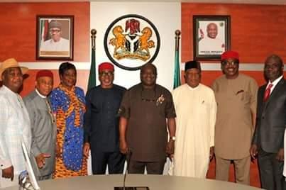Senate backs Abia governor, condoles with families of Maduekwe, Okoroafor (Photos)