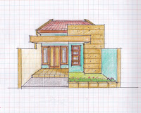 Simple house plan collection