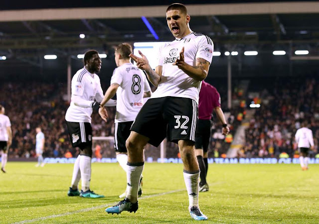Fulham sign Aleksandar Mitrovic on permanent deal from Newcastle