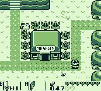 Link's Awakening Village