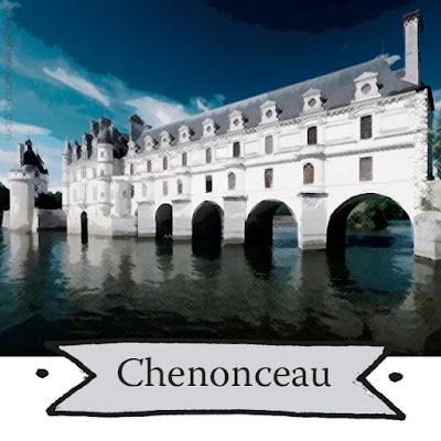 le château de Chenonceau, les châteaux de la Loire, FLE, le FLE en un 'clic'