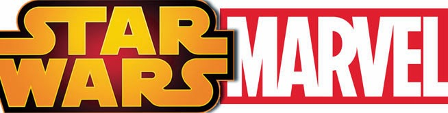 logo marvel starwars disney marvel et star wars
